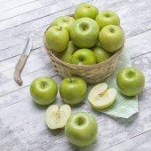 Mutlu Sebzeler Yeşil Elma (Grannysmıth) (1kg)