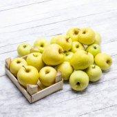 Mutlu Sebzeler Sarı Elma (Golden) (1kg)