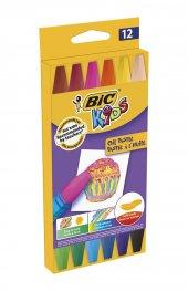 Pastel Boya Bic 12 Renk
