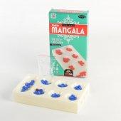 Mangala Zeka Mantık ve Strateji Oyunu Plastik - REDKA Akıl Oyunları