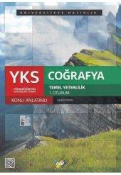 YKS 1.Oturum Coğrafya Konu Anlatımlı FDD Yayınları