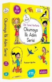 1.sınıf Okumaya İlk Adım Serisi Yuva Yayınları