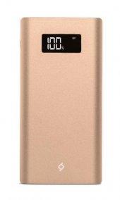 ttec AlumiSlim LCD 10.000mAh Taşınabilir Şarj Aleti / Powerbank A-4