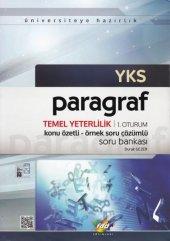 YKS Paragraf Soru Bankası Temel Yeterlilik 1. Oturum Fdd Yayınları