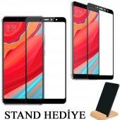 Xiaomi Redmi S2 Ekran Koruyucu 3d Kırılmaz Cam...