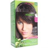 Fashion Colore Natura Saç Boyası 3.0 Dark Brown