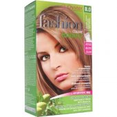 Fashıon Natura Saç Boyası Açık Sarı 8.0