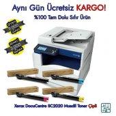 006r01693 Xerox Docucentre Sc2020sc2020 Orijinal Toner 1 Set Cmyk