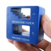Magnitizer Manyetik Mıknatıslaştırıcı + Kutup...