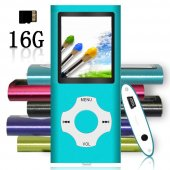 Tomameri Mp3 Mp4 Player With Rhombic Button,...