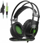 Sades Sa801 3.5mm Surround Sound Stereo Pc Gaming Headset Headban