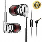 Wired Earbuds,ın Ear Metal Earphones,stereo Bass Headphones