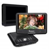 Navıskauto 9 Inch Portable Dvd Cd Player Usb Sd...