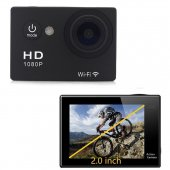 Legazone WIFI 2.0 12MP HD 1080P 170Wide Sports Camera Action-3