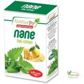 Naturpy Nane Bal Limon Pastil Şeker