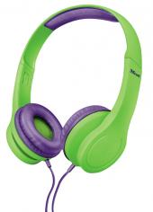 Trust Tru22490 Bıno Kids Kablolu Kulaklık Yeşil