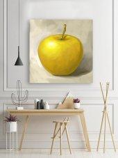 Sarı Elma Dekoratif Kanvas Tablo-2