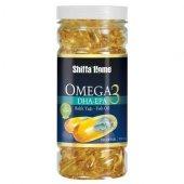 Aksuvital Shiffa Home Omega 3 Balık Yağı Dha Epa Softjel 500 Gr 1