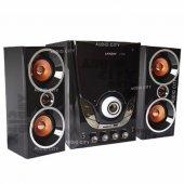 Lexing LX-6600B 2+1 Multimedya Ses Sistemi FM Radyo Karaoke -3