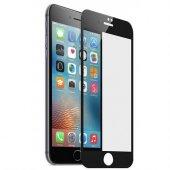 Zore iPhone 6s Plus Ekran Koruyucu 4D Kırılmaz Cam Kenarları Tam Kaplayan-3