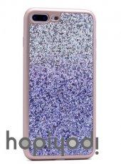 iPhone 6 6S Kılıf Simli Kırçıllı Arka Kapak-6