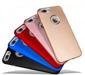 iPhone 8 Plus Kılıf Austin Kapak + Kırılmaz Cam Ekran Koruyucu