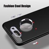 iPhone 8 Plus Kılıf Austin Kapak + Kırılmaz Cam Ekran Koruyucu-5