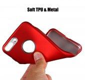 iPhone 8 Plus Kılıf Austin Kapak + Kırılmaz Cam Ekran Koruyucu-7