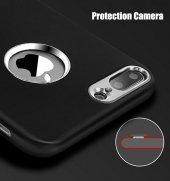 iPhone 8 Plus Kılıf Austin Kapak + Kırılmaz Cam Ekran Koruyucu-8