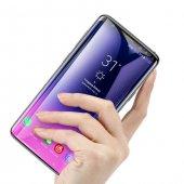 Baseus Arc Samsung Galaxy S9 Kavisli Ekran Koruyucu-3