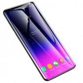 Baseus Arc Samsung Galaxy S9 Kavisli Ekran Koruyucu-4