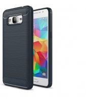 Samsung Galaxy J5 2016 J510 Kılıf Rush Arka Kapak + Ekran Koruyucu Temperli Cam-3