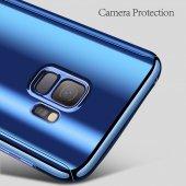 Samsung Galaxy S9 Aynalı Kılıf 360 Ön Arka Full Kapak-2