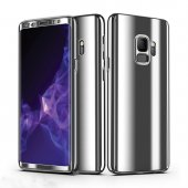 Samsung Galaxy S9 Aynalı Kılıf 360 Ön Arka Full Kapak-6
