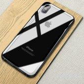 iPhone X Kılıf Kablosuz Şarj Uyumlu Xraft Arka Kapak + Ekran Koruyucu Temperli Cam-7