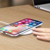 iPhone X Kılıf Kablosuz Şarj Uyumlu Xraft Arka Kapak + Ekran Koruyucu Temperli Cam-8