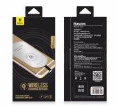iPhone 7 Plus Kablosuz Şarj Adaptörü Lightning Wireless Şarj Aparatı-2