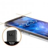 Samsung Galaxy S9 Plus Kavisli Ekran Koruyucu Şeffaf-3