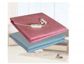 Boyralı Lüx Çift Kişilik Elektrikli Battaniye Isıtıcı