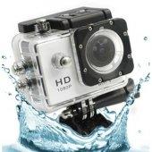 Sports 1080P 2 inç Full HD Aksiyon Kamera