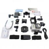 Sports 1080P 2 inç Full HD Aksiyon Kamera -3