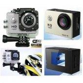 Sports 1080P 2 inç Full HD Aksiyon Kamera -4