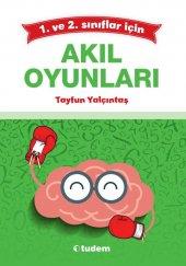 1. Ve 2. Sınıf Akıl Oyunları Tudem Yayınları...