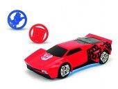Transformers Sideswipe Mini-Con Fırlatıcı - İşıklı - Sesli