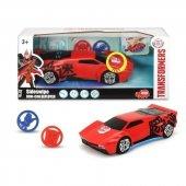 Transformers Sideswipe Mini-Con Fırlatıcı - İşıklı - Sesli-2