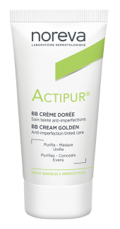 Noreva Actipur Bb Cream Golden 30ml