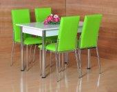 4 Kişilik Masa Sandalye Takımı Mutfak Masası...