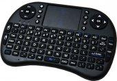 2.4g Mini Işıklı Kablosuz Touchpad Wirelees Klavye