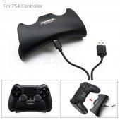 Ps4 Oyun Kolu Şarj Powerbank Kulaklıktan Güç...