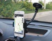 Araç İçi Vakumlu Üniversal Telefon Navigasyon Tutu...